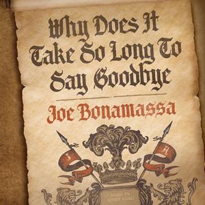 Why Does It Take So Long To Say Goodbye by Joe Bonamassa