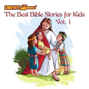 The Best Bible Stories for Kids, Vol. 1 album