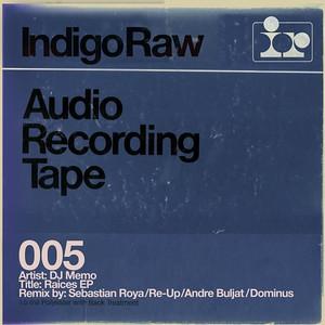 Raices - Andre Buljat Remix cover art