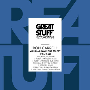 Ron Carroll – Walking Down The Street (Acapella)