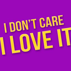 Icona Pop – I Don't Care (Acapella)