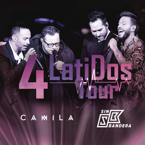 4 Latidos Tour - En Vivo album