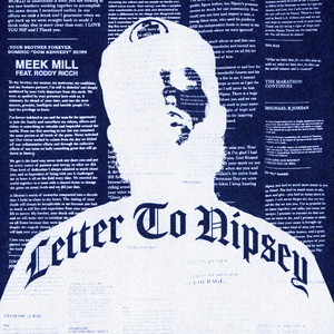 Letter To Nipsey cover art