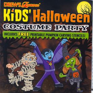 Kids Halloween Costume Party album