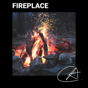 Crackling Christmas Fireplace sound to help your b... cover art