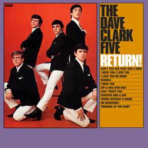 The Dave Clark Five Return! (2019 - Remaster) album