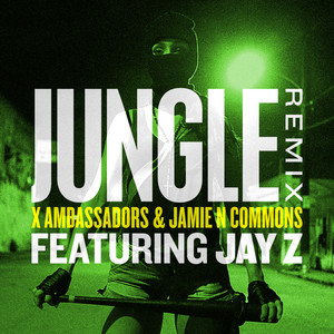 Jungle - Remix cover art