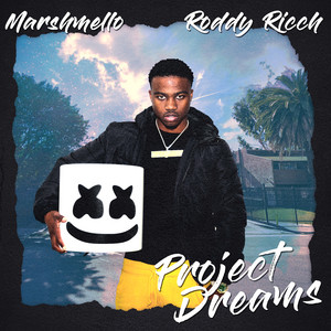 Marshmello Ft Roddy Ricch – Project Dreams (Acapella)