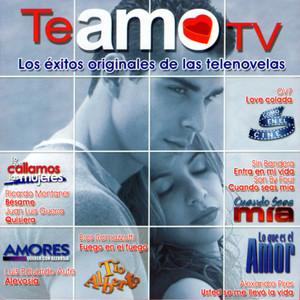 Te Amo Tv 4 - los Exitos Originales de las Telenovelas album