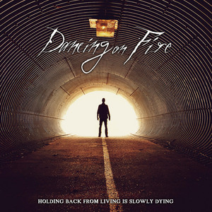 Holding Back from Living Is Slowly Dying album