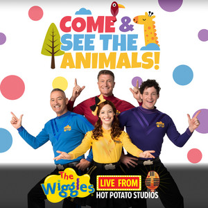 Live From Hot Potato Studios: Come & See The Animals!