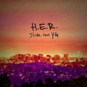 Slide (feat. YG) cover art