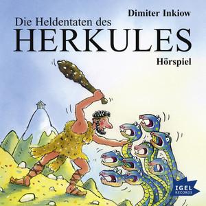 Die Heldentaten des Herkules. Hörspiel Audiobook