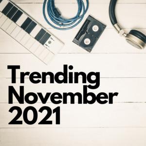 Trending November 2021