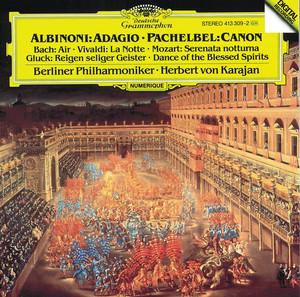 Suite No.3 In D, BWV 1068: 2. Air by Johann Sebastian Bach, David Bell, Berliner Philharmoniker, Herbert von Karajan