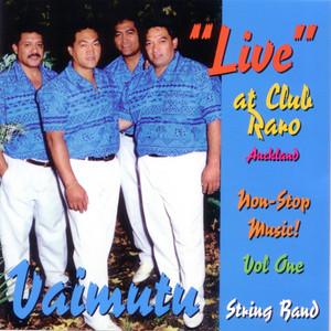 No Te Rai Mateata - Live cover art