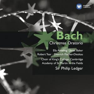 "Bach, J.S.: Weihnachtsoratorium, BWV 248, Part 1: ""Großer Herr. o starker König"" (Bass) cover art"