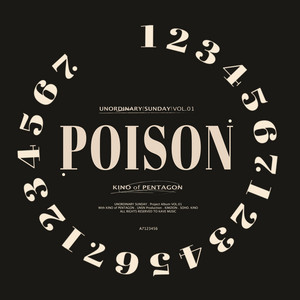 UNORDINARY SUNDAY Vol. 01 - Poison