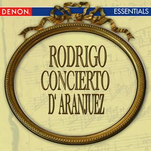 Concierto D' Aranjuez: II. Allegro con spirito by Joaquín Rodrigo, John Lubbock, Orchestra of St Johns Smith Square