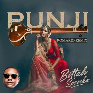 Punji - Romario Remix cover art