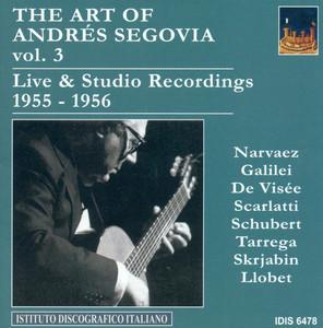 Keyboard Sonata in C Minor, K.11/L.352/P.67 (arr. for guitar) by Andrés Segovia, Domenico Scarlatti