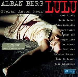 Lulu: Act I: Uber die liesse sich freilich eine interessante Oper schreibe cover art