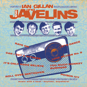 Raving with Ian Gillan & The Javelins album