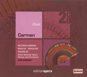 Carmen: Act I: Habanera: L'amour est un oiseau rebelle cover art