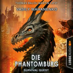 Die Phantomburg [Survival Quest-Serie, Folge 4 (Ungekürzt)] Audiobook