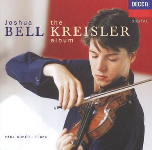 Liebesleid by Fritz Kreisler, Joshua Bell, Paul Coker