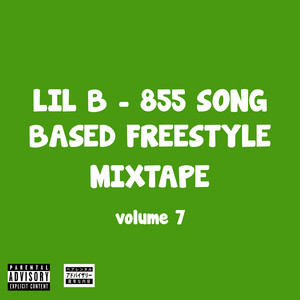 855 Song Based Freestyle Mixtape, Vol. 7