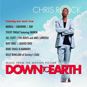 DOWN TO EARTH Music From The Motion Picture