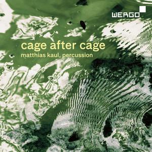 Inlets by John Cage, Matthias Kaul