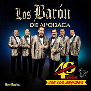 Celebrando 40 Anos Con Los Grandes album