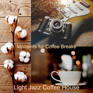 Jazz Vibraphone Soundtrack for Sipping Cafe Latte cover art