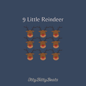 Nine Little Reindeer