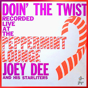 Doin' The Twist Live At The Peppermint Lounge album