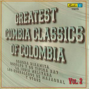 Cumbia del Caribe - Instrumental cover art