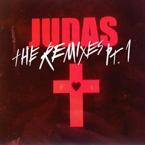 Judas (The Remixes Pt. 1) cover art