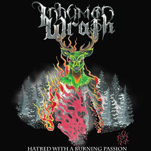 Hatred With a Burning Passion album