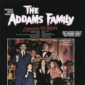 Main Theme: The Addams Family - Vocal Version