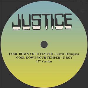 "Cool Down Your Temper Dub 12"" Version"