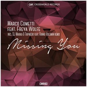 Missing You - Original Mix cover art