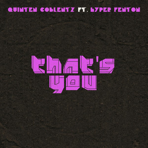 That's You cover art