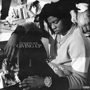 Giving Up by Yungeen Ace