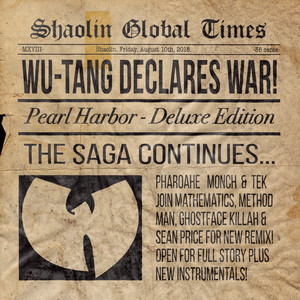 Pearl Harbor (REMIX) [feat. Mathematics, Method Man, Ghostface Killah, Sean Price, Pharoahe Monch and Tek] Albümü