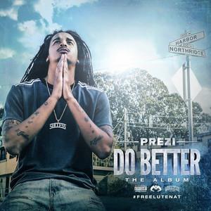 Do Better (Remix) cover art