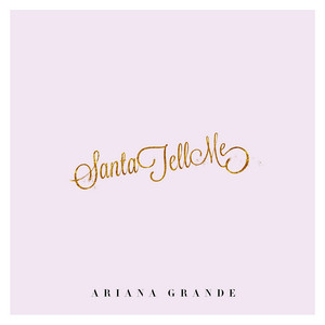 Santa Tell Me cover art