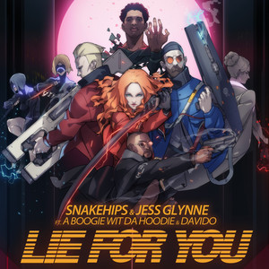 Lie for You cover art