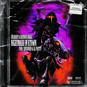 Nightmare In Ktown (feat. Brennan Savage, ColdHart, Prettyheartbreak)